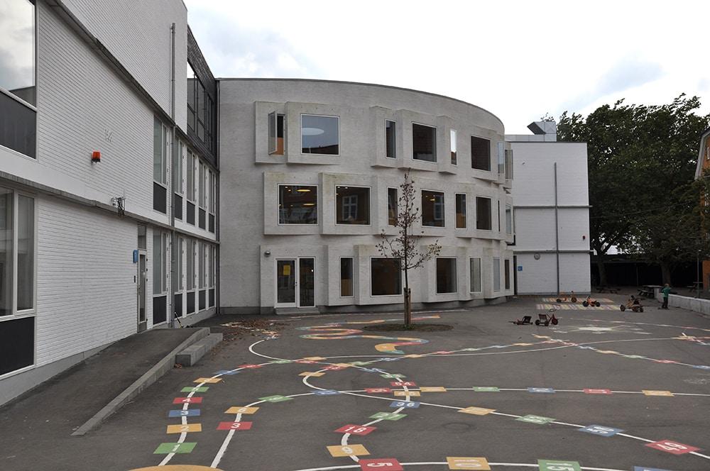 Skolen på Kastelvej (1)