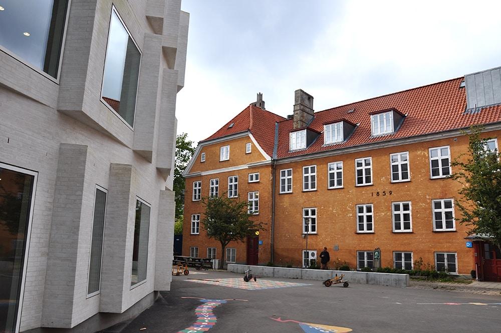 Skolen på Kastelvej (2)