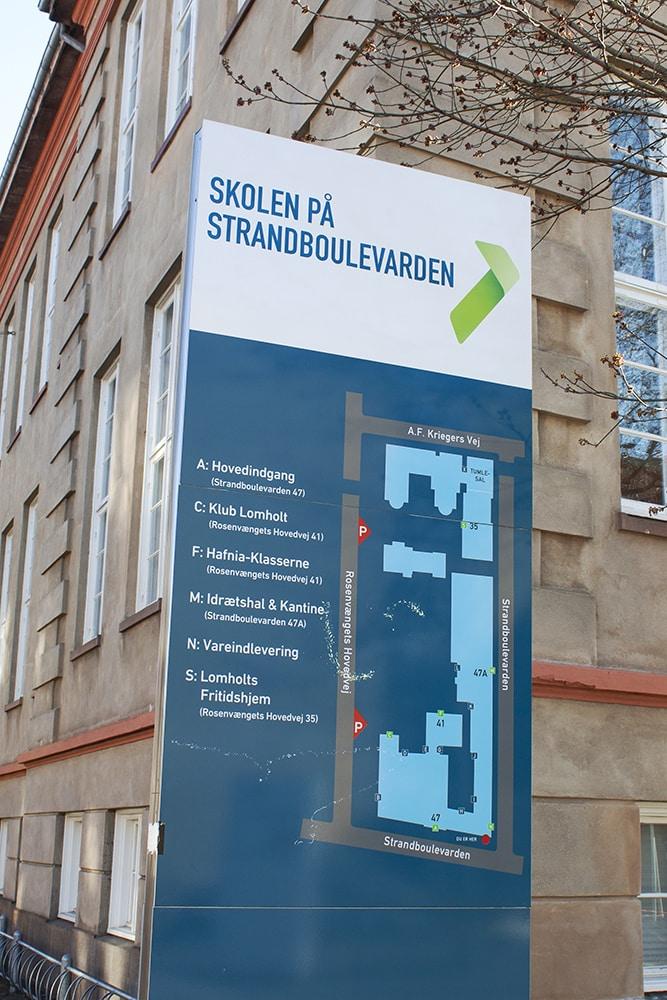 Skolen på Strandboulevarden (9)