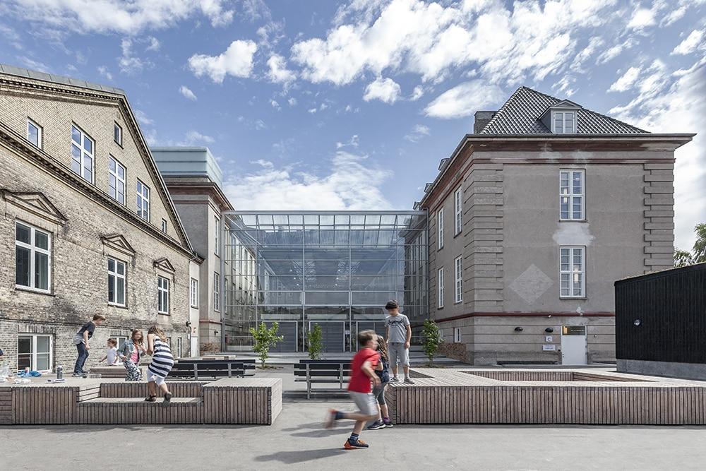 Skolen på Strandboulevarden_Sommer 2018_02